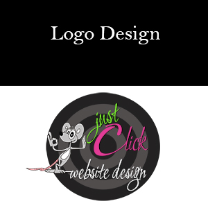 Custom logos designed for: